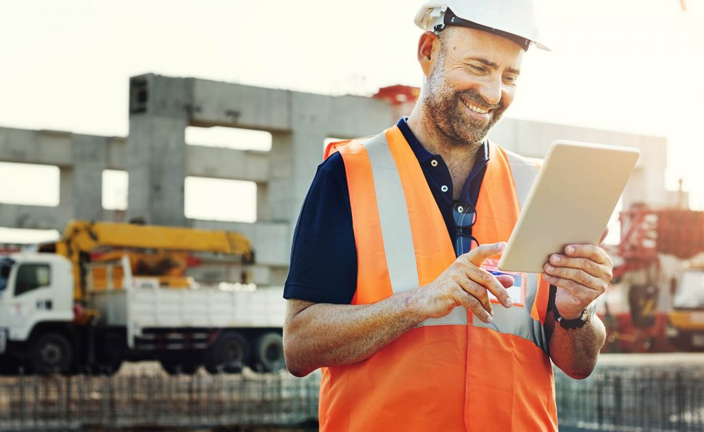 Managing health and safety in construction is best done with a 40 hour site safety manager.